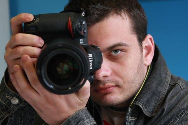 Професионален фотограф Чавдар Чернев