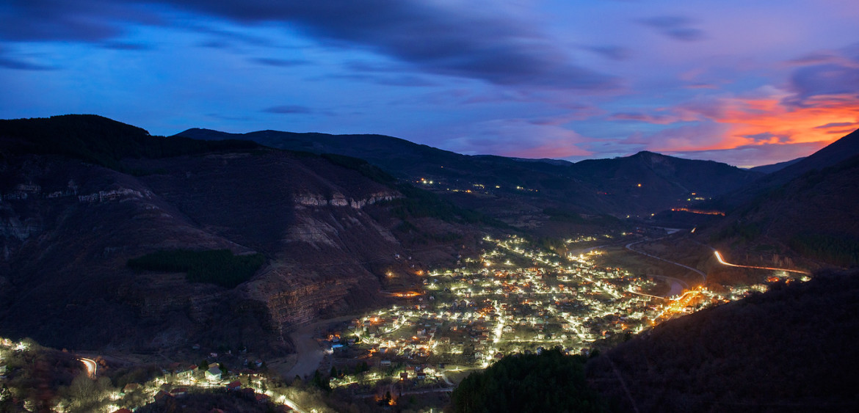 пейзажна фотография, България
