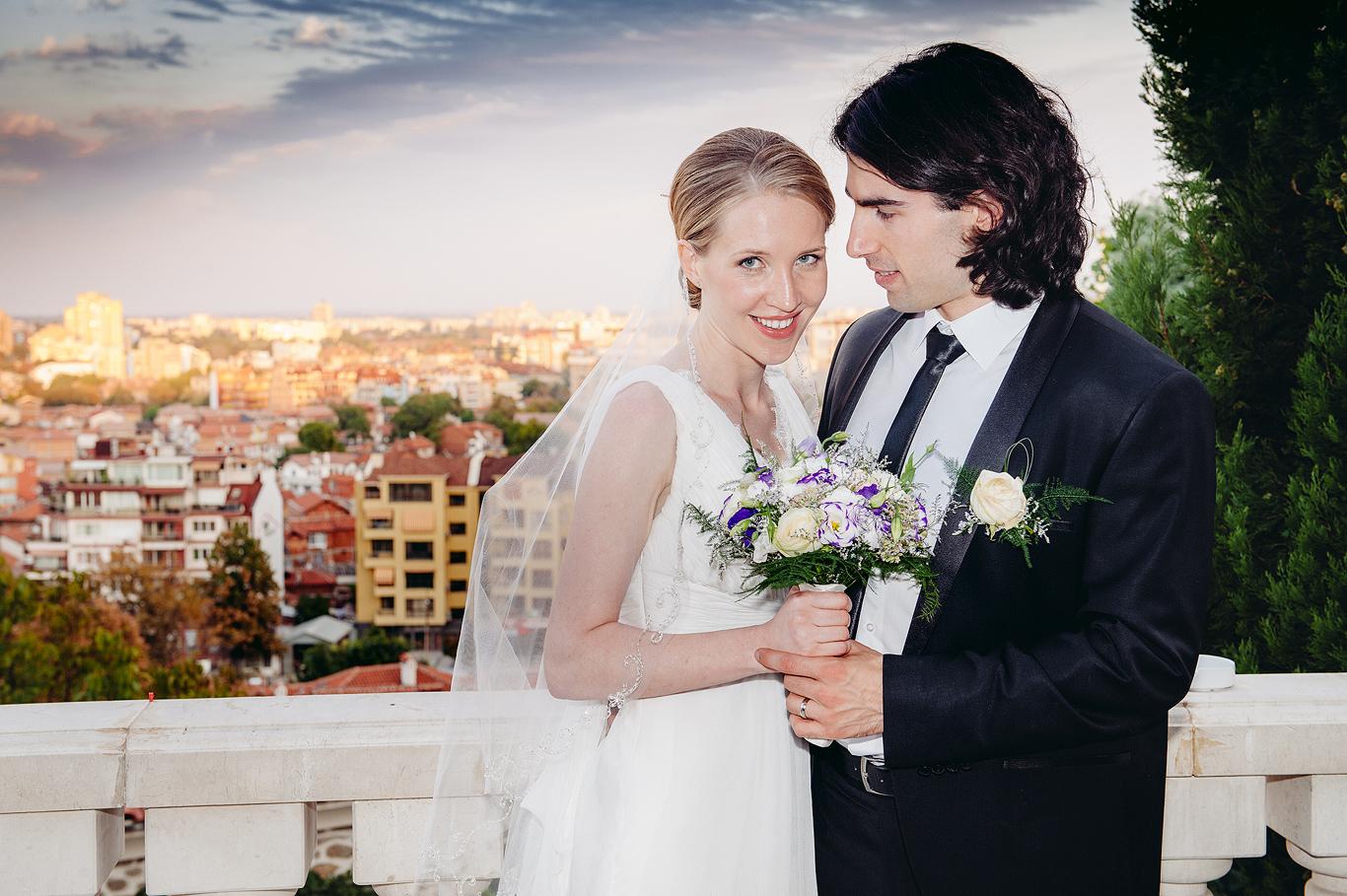 Сватбен фотограф, София