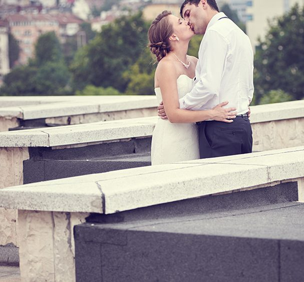 Фотограф за сватби