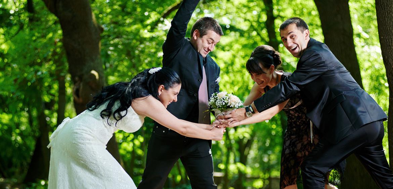 фотограф за сватба