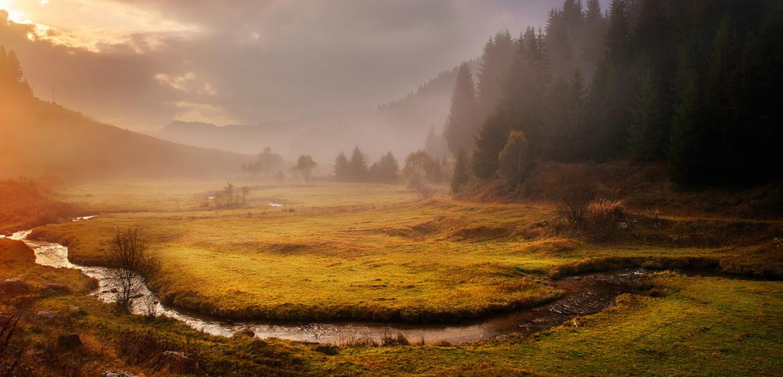 Пейзажи от България