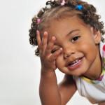 детска студийна фотосесия