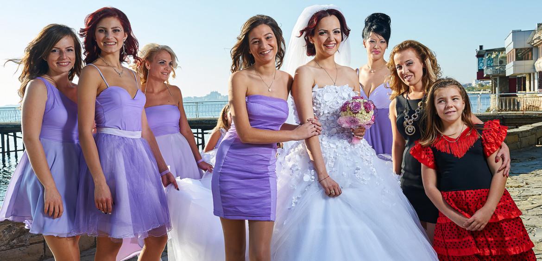 Красива сватба!