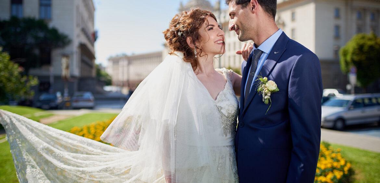 фотограф за сватба софия